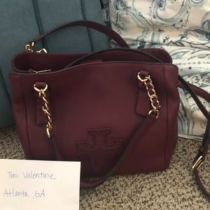 Tory Burch Harper Satchel